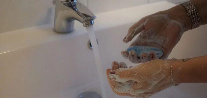 lavage des mains
