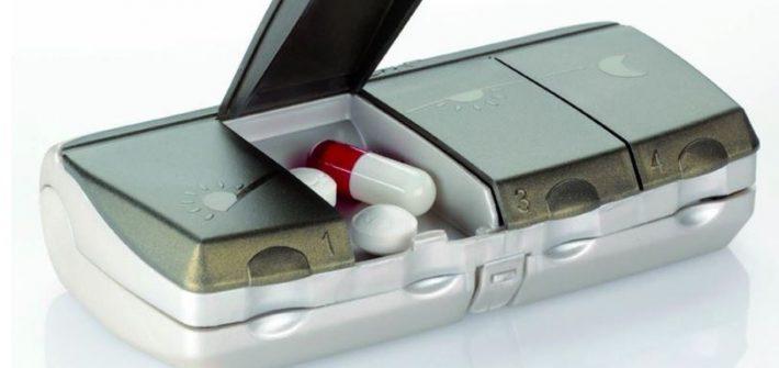 pilulier medicaments
